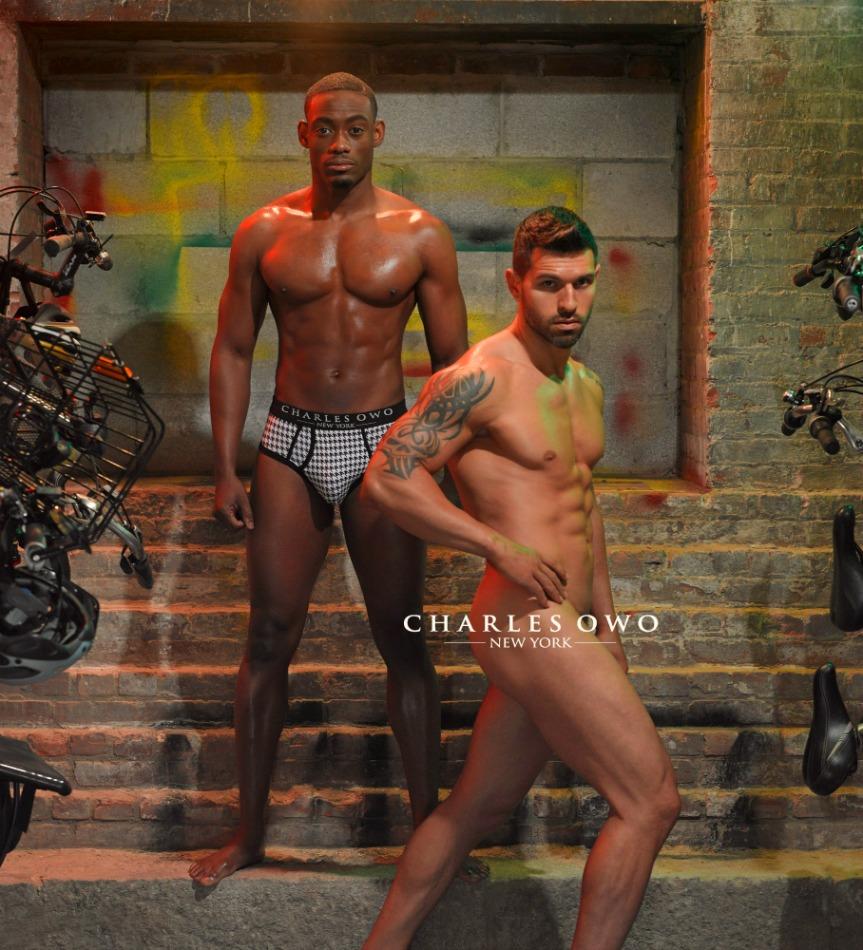Charles Owo Bold Cotton underwear