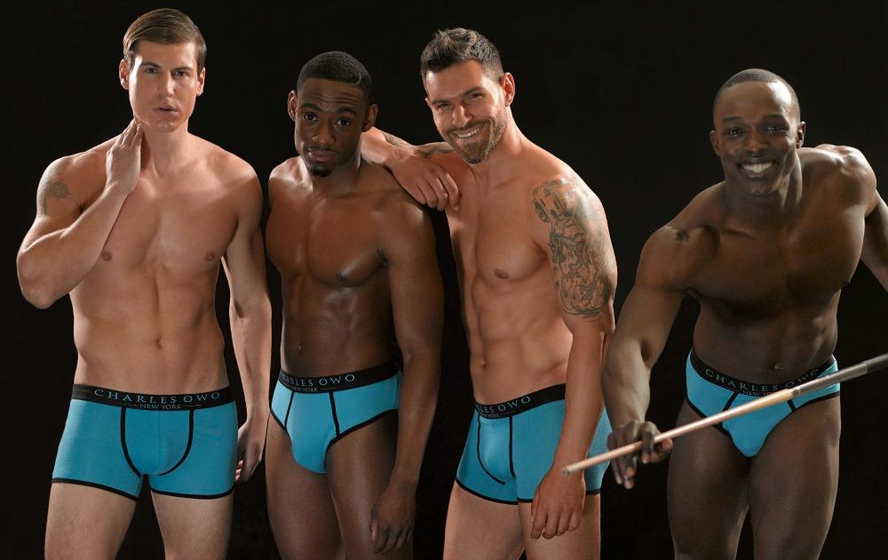 Bold Cotton underwear - Charles Owo