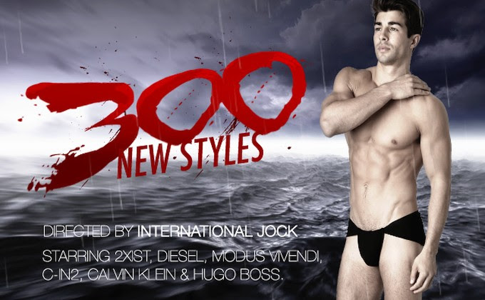 300 new styles premiered at International Jock