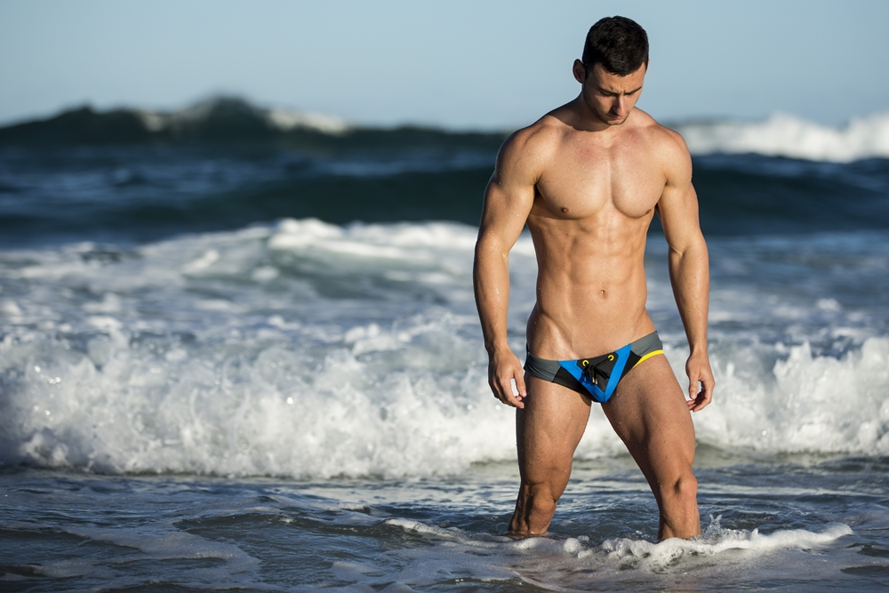 Marcuse swimwear Efficio