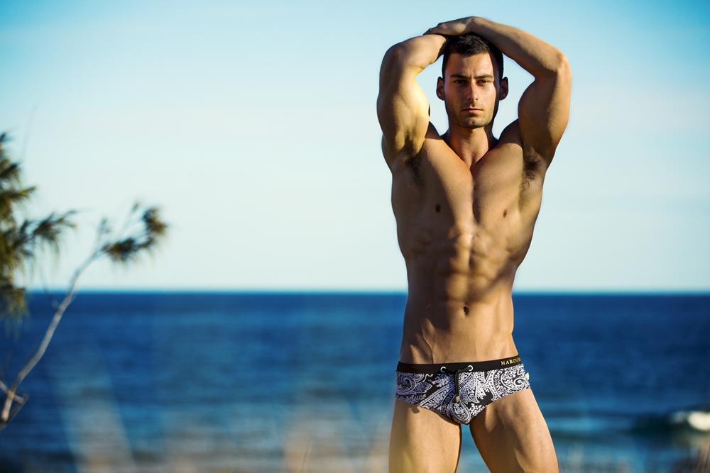 Marcuse swimwear Lure