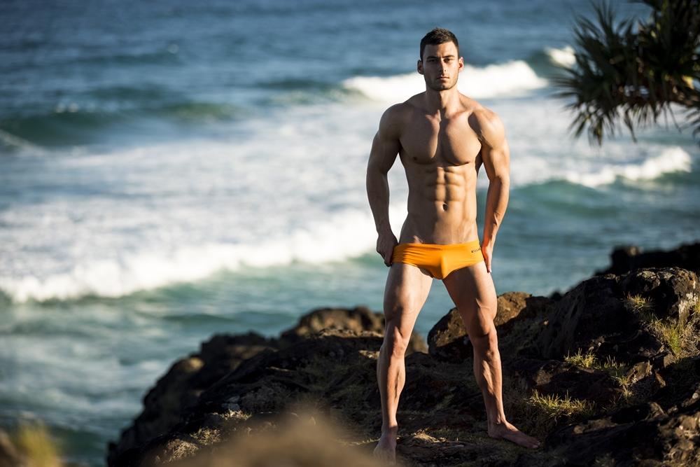 Marcuse swimwear Obey