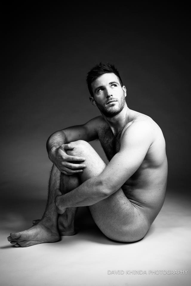 Arnaud Dehaynin by photographer David Khinda