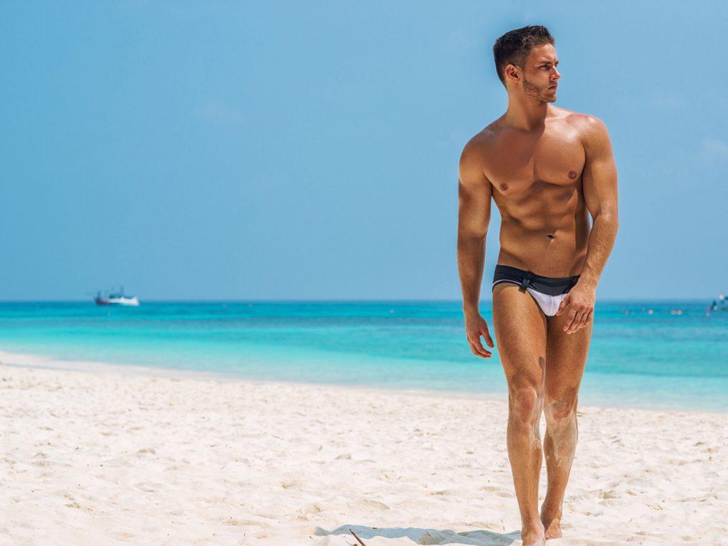 Anatoliy Goncharov for Marcuse swimwear