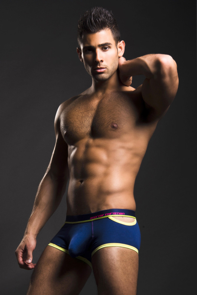 Andrew Christian Almost Naked Quick Boxer