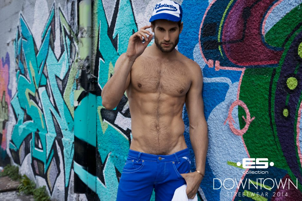 ES collection street wear - athletic wear