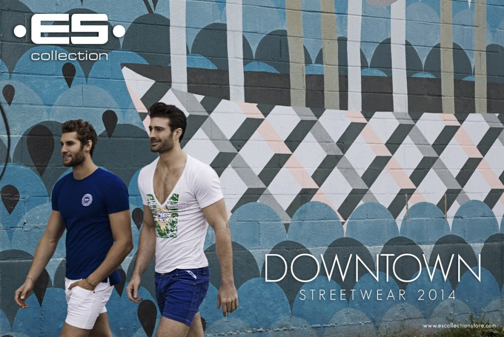 ES collection street wear Downtown