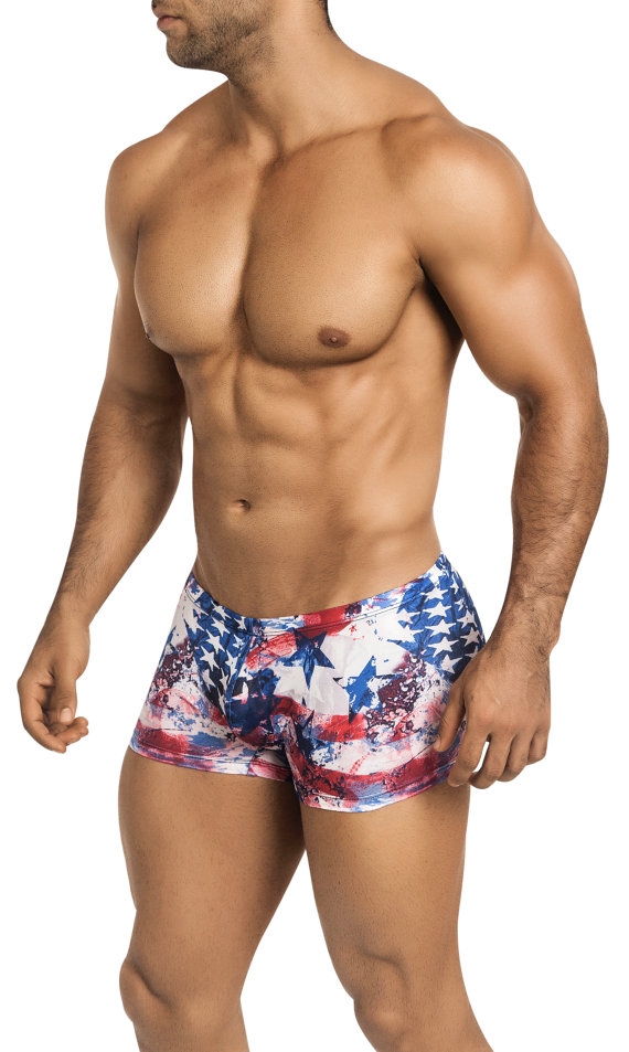 Vuthy Sim swimwear Old Glory