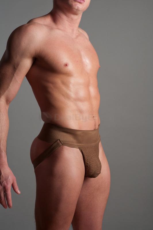 Activeman - three inch waistband jockstrap