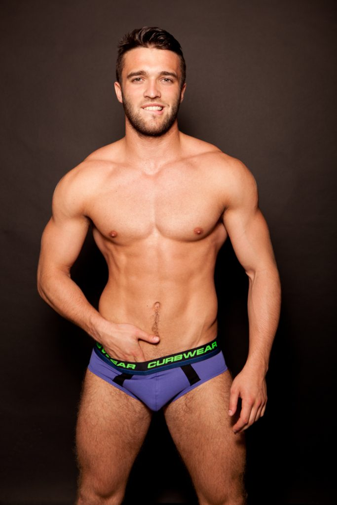 Tobi Jasicki for CURB underwear