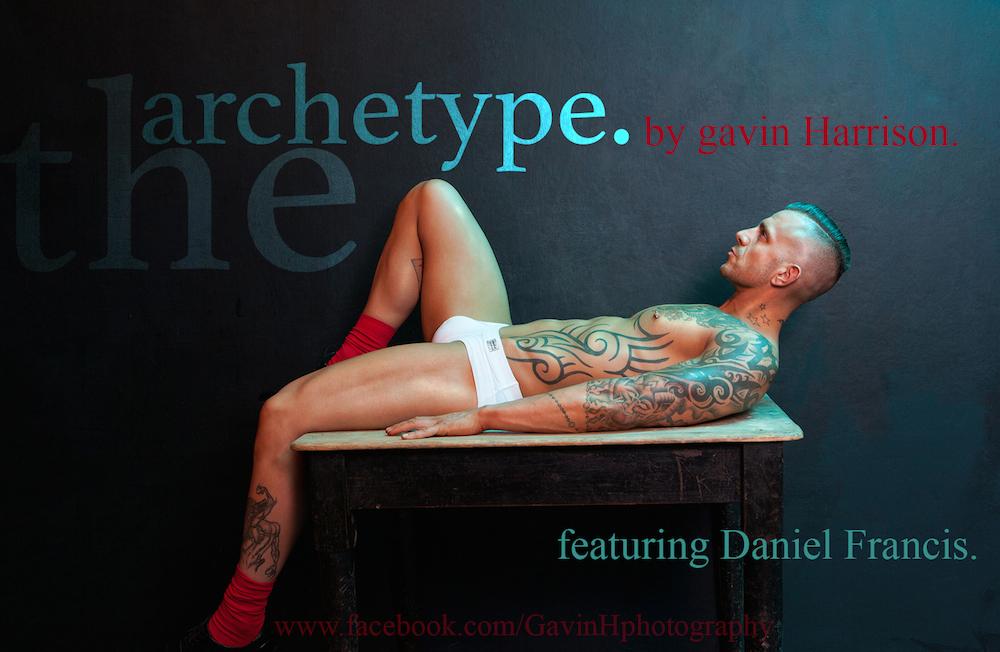 Dan Francis by Gavin Harrison