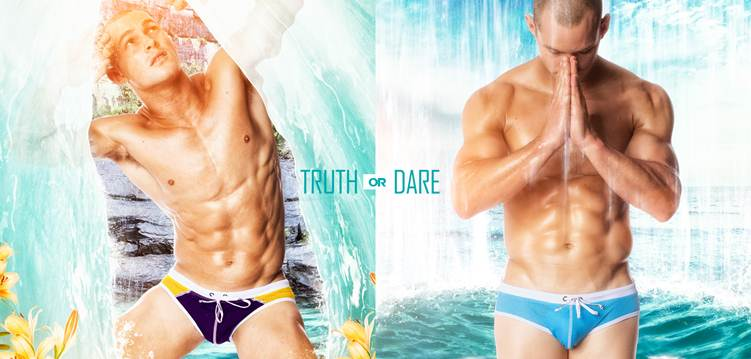 aussieBum swimwear - Truth and Dare