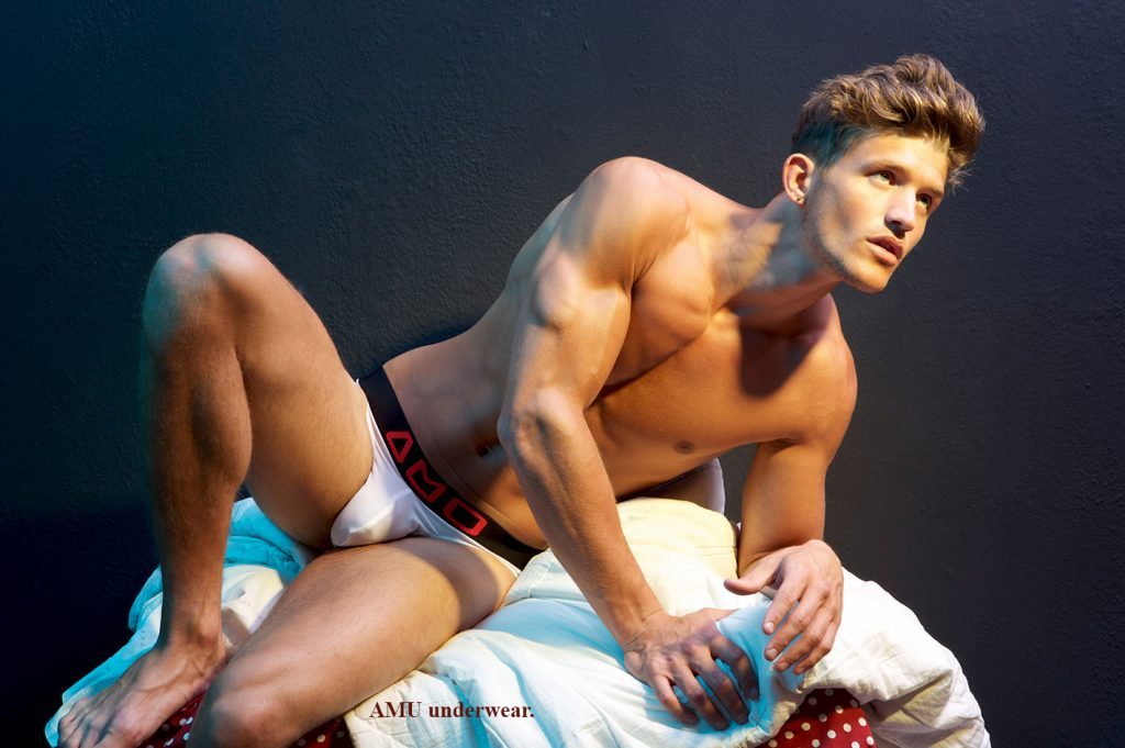 Jamie Clarke by Gavin Harrison for Miami Living magazine