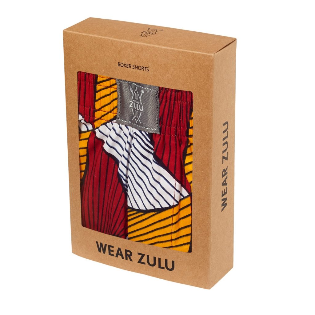 Wear Zulu underwear