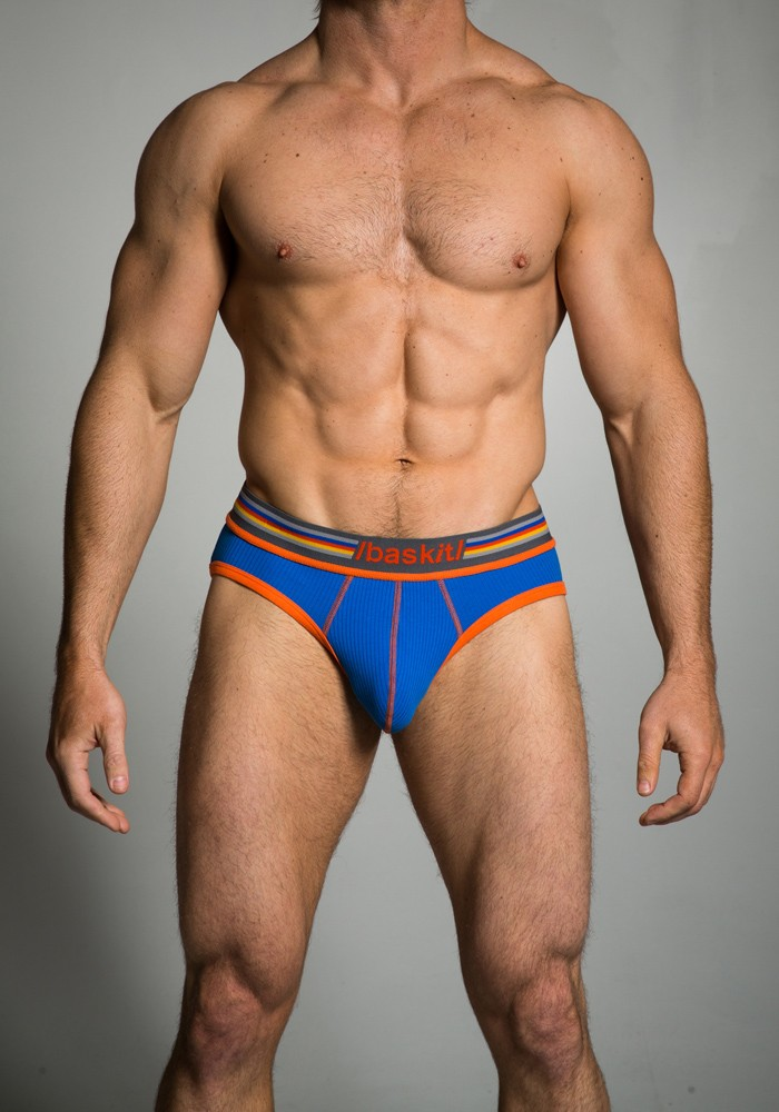 Baskit underwear - ribbed briefs