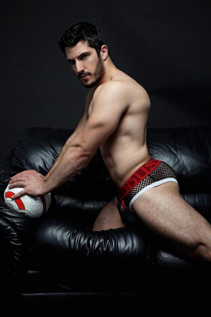 Steve Raider by Vagelis Valeodis - Modus Vivendi underwear