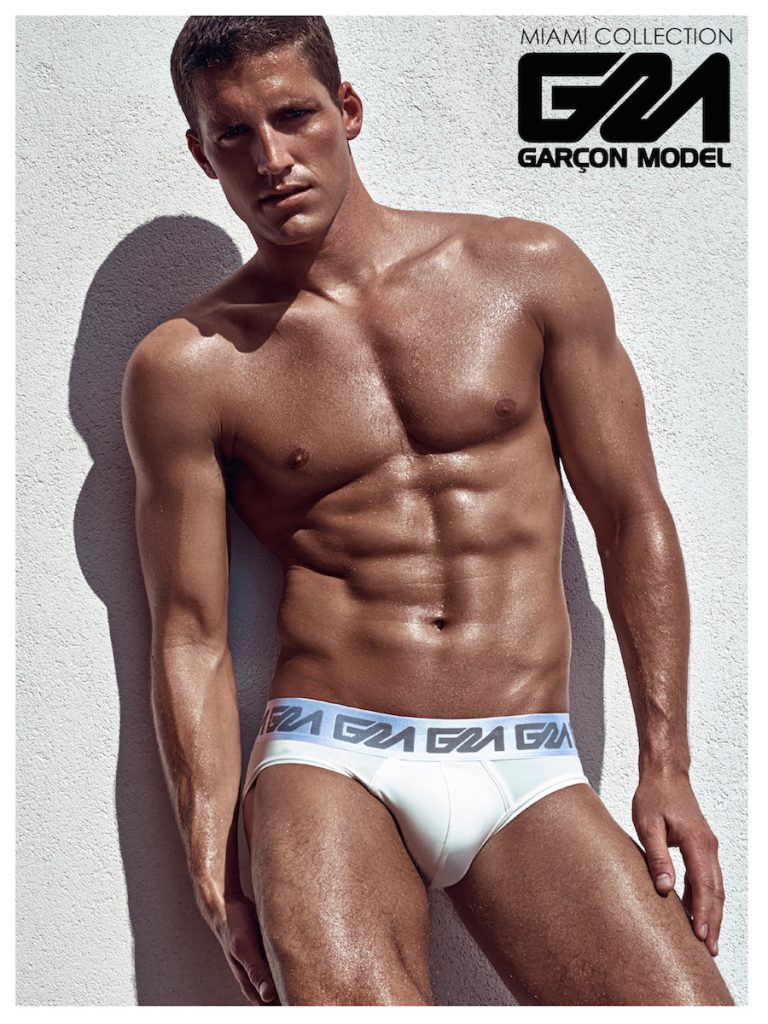 Garcon Model underwear - Miami Collection