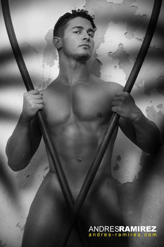 Sexy Antonin Irodia naked