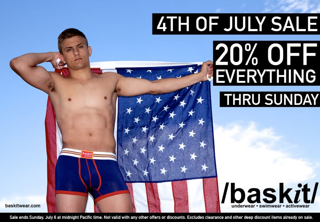 Baskit underwear sale