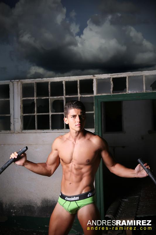 Sexy Santiago Quintero by Andres Ramirez