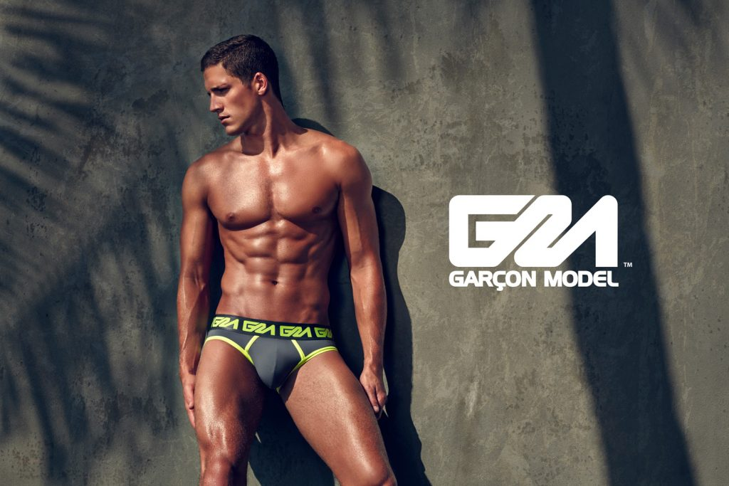 Garcon Model underwear - Miami collection - briefs
