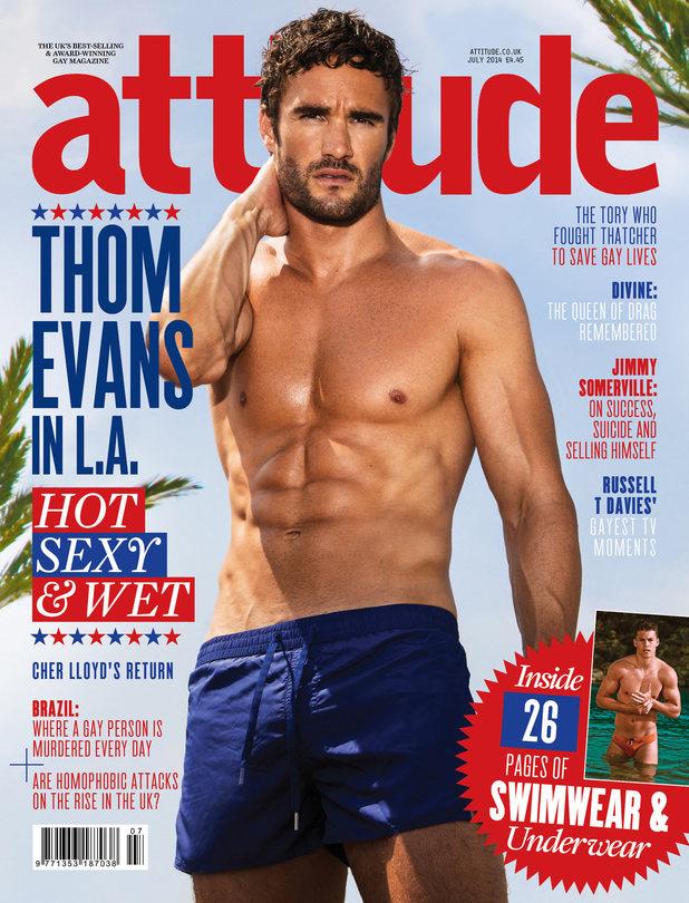 Thom Evans - Attitude magazine