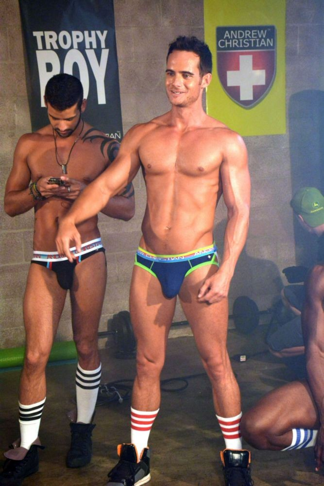 Andrew Christian - Jocks in jocks video still
