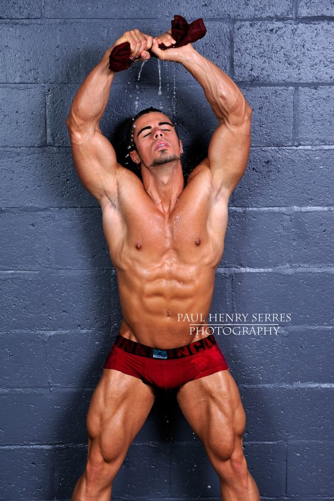 Joey Berry by Paul Henry Serres