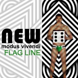 Modus Vivendi underwear Flag Line
