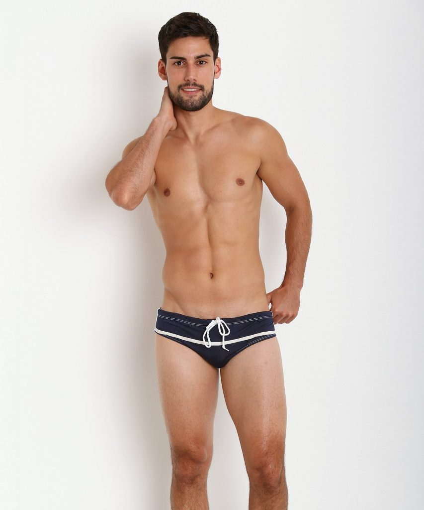 LASC swimwear - Aussie Style Swim Brief