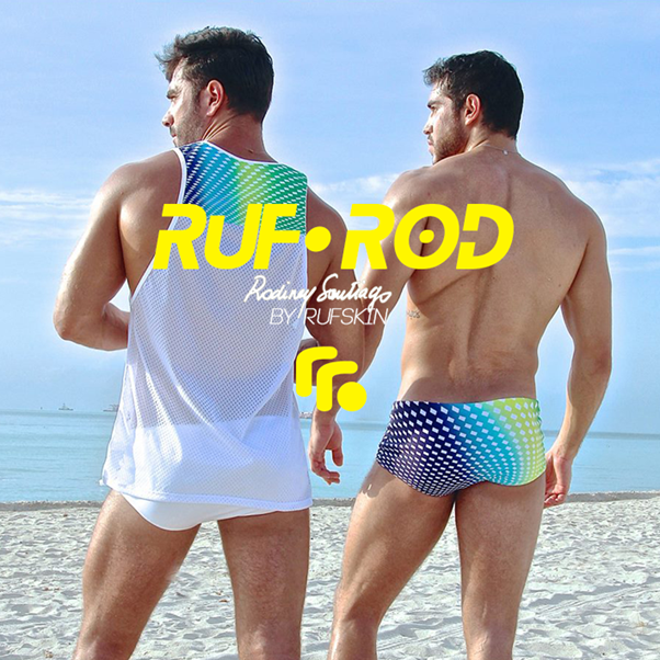 Ruf Rod Rufskin swimwear