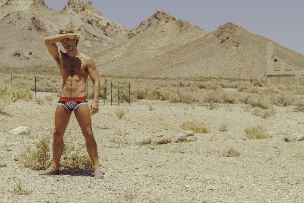 DW Chase by Cory Stierley - Modus Vivendi underwear