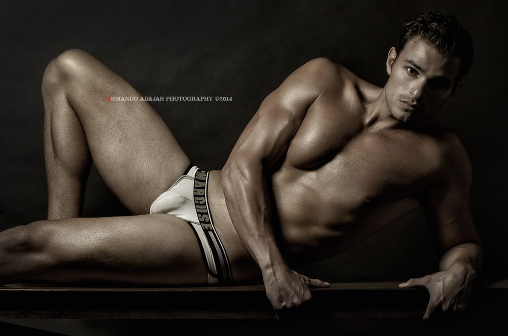Jonathan C. by Armando Adajar - Marcuse underwear