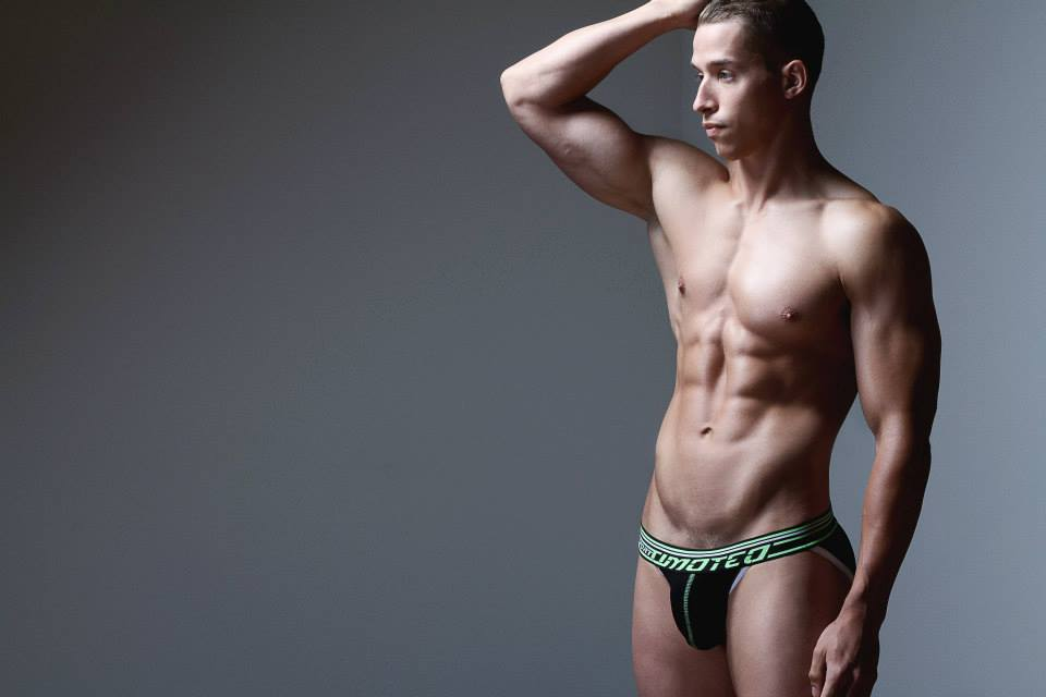 Timoteo - underwear - Proton Glow collection