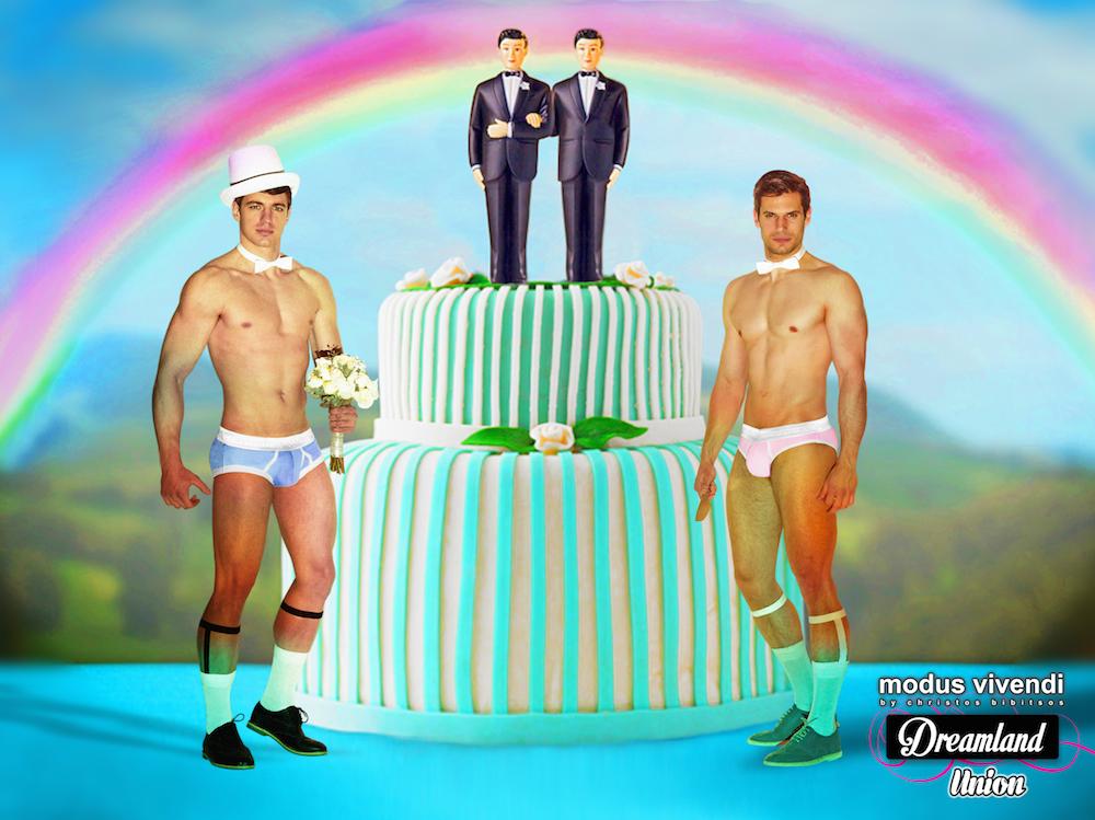 Modus Vivendi underwear - Union Line