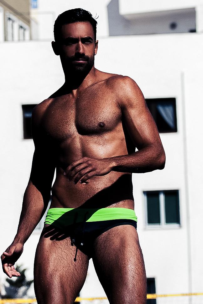 Sergio Del Pino - BWET swimwear - Adrian C. Martin