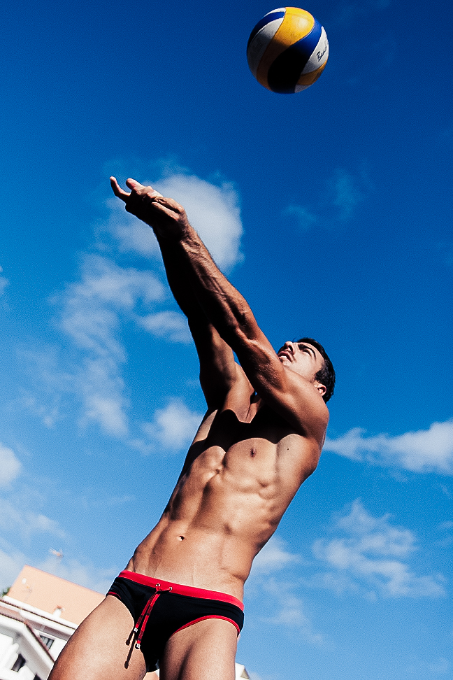 Carlos Hernandez - BWET swimwear - Adrian C. Martin