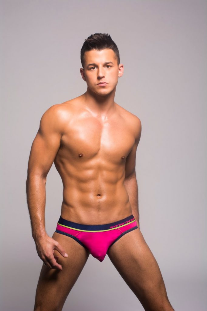 Andrew Christian underwear - Almost naked brief