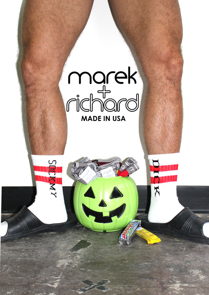 Marek+Richard underwear - Halloween costume ideas