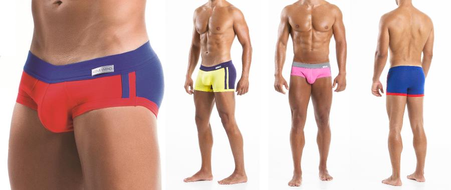Modus Vivendi - Pride underwear - Vocla