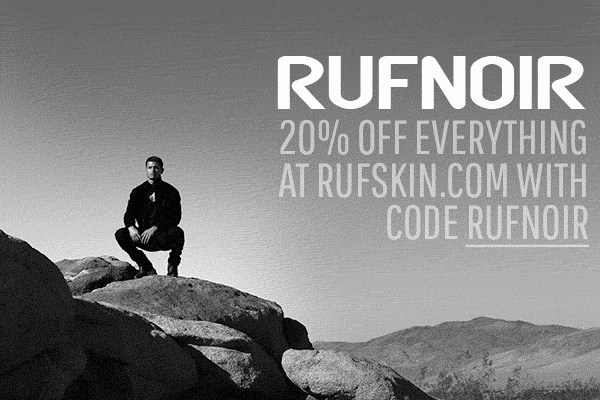 Rufskin black friday special offer