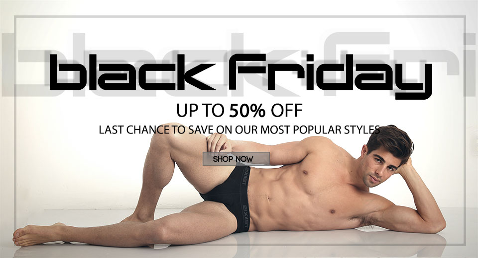 International Jock - Black Friday sale
