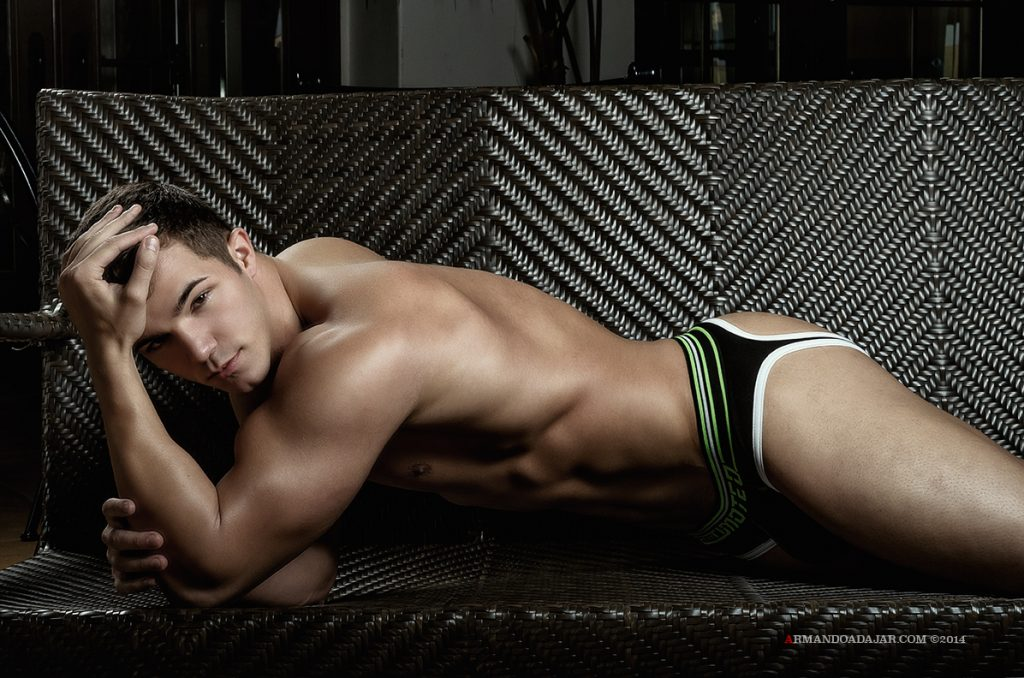 Will Clark by Armando Adajar - Timoteo underwear