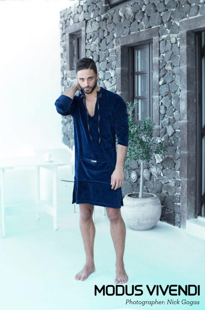 Modus Vivendi loungewear - Wolf Line