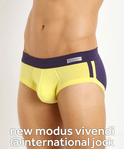 Modus Vivendi underwear at International Jock