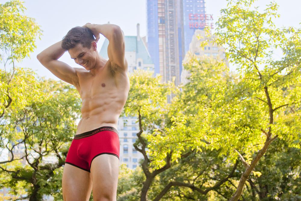 Ken Wroy underwear