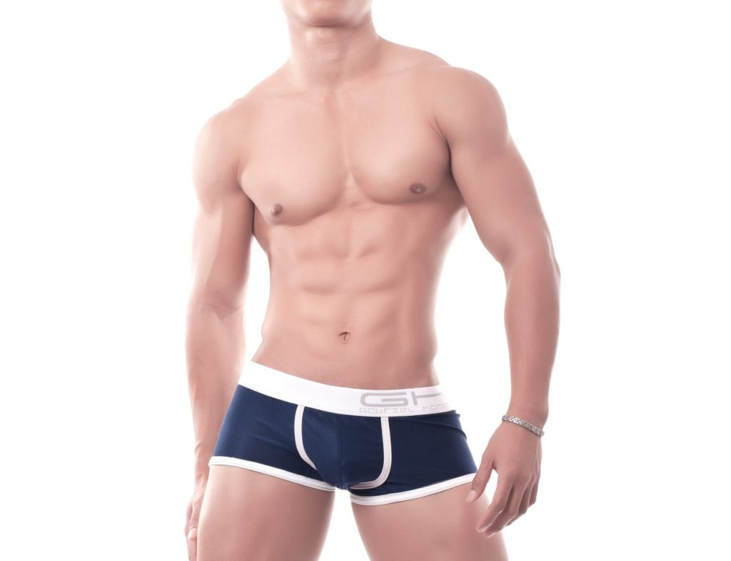 Gabriel Homme underwear - Straight trunk