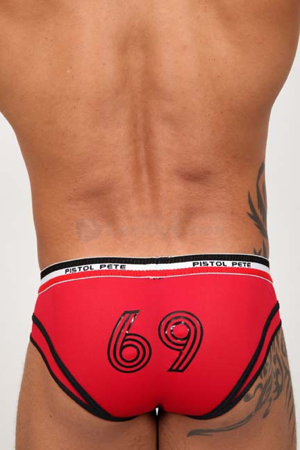 Pistol Pete underwear - Devious brief