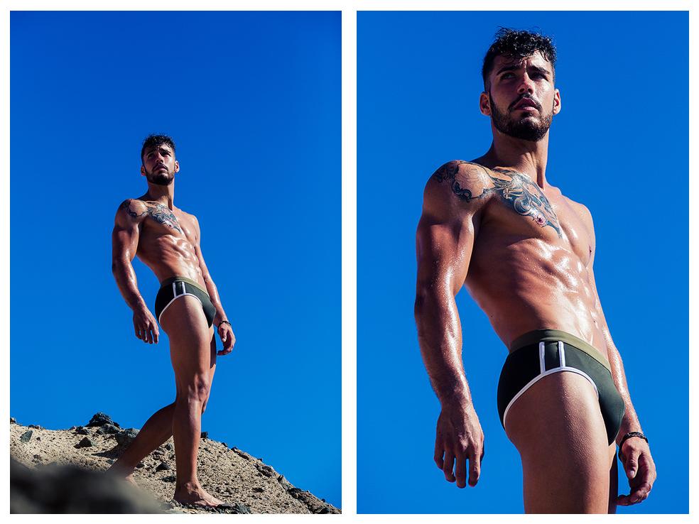 Iago Labarta - ST33LE swimwear