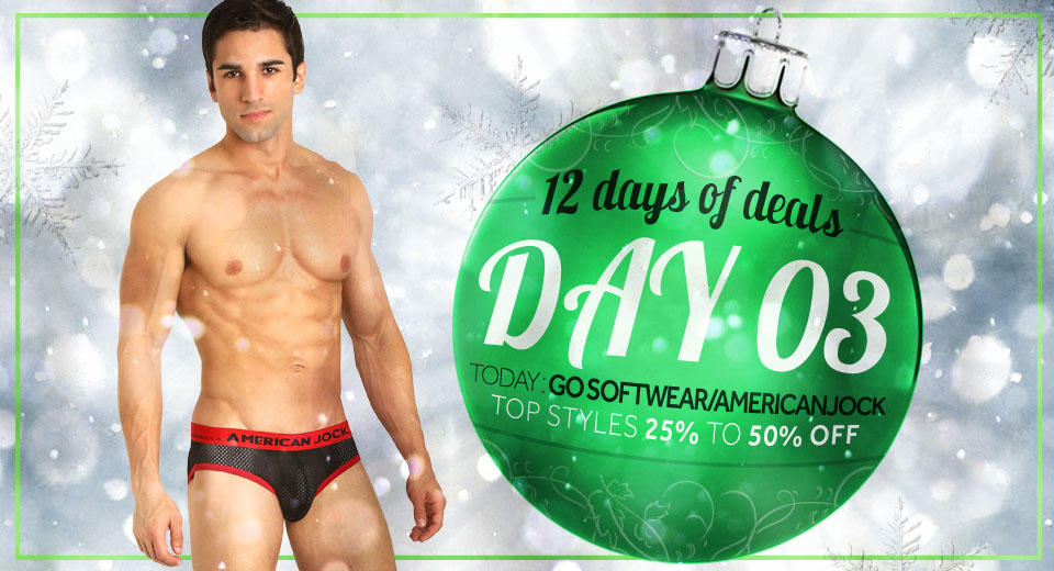 12 days of deals at International Jock